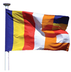Fly Our Buddhist Flag