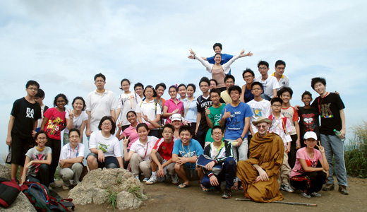 I'm so Blessed! Teenagers' Development Camp