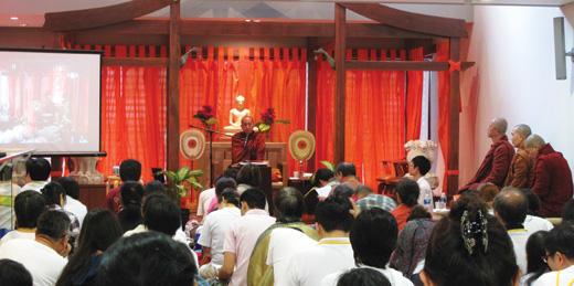 Satipaṭṭhāna Sutta Course