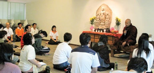 7-week Annual Dhamma Retreat