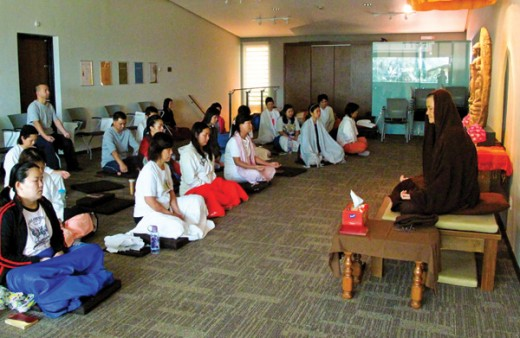 Meditation Retreat
